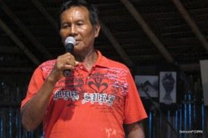 Escrito IndígenaLuiz Lana - Dessano