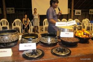 Daburi de comida tradicionais dessano