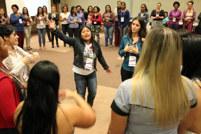 A nova coordenadora da COIDI participa o movimento indígena do Rio Negro há anos, atuando principalmente na representação de mulheres indígenas em eventos. Foto: divulgação