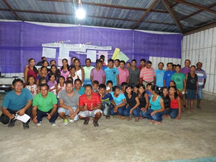 Participantes da assembleia da Unib realizado em Castelo Branco. Foto: SETCOM/FOIRN