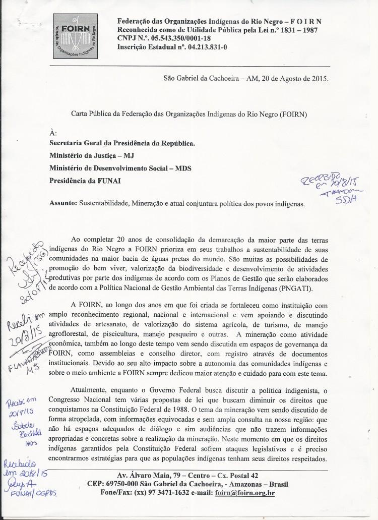 Carta Pública Mineração..-1