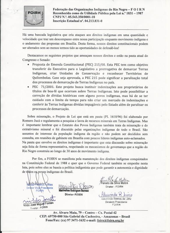 Carta Pública Mineração..-2