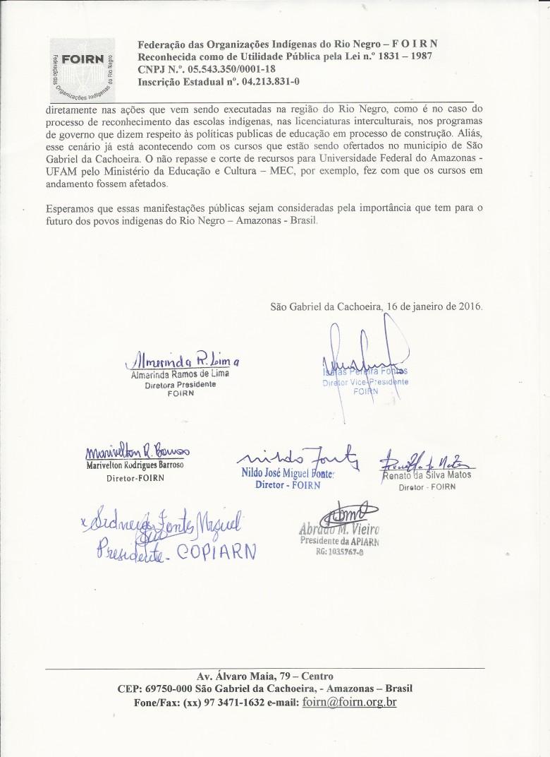 Carta de Repúdio_Veto Presidencial-2