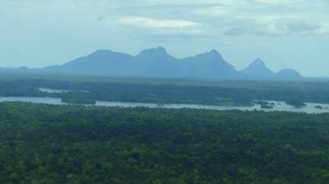 O projeto Ecoturismo na serra Bela Adormecida está próximo de iniciar a primeira experiência: segunda quinzena dejunho