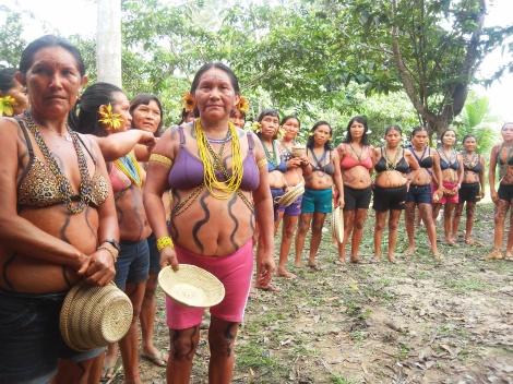 Associação das Mulheres Yanomami  realiza a primeira assembleia emMaturacá