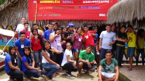Adolescentes e jovens indígenas elegem coordenação e formam Rede para fortalecer o movimento no Rio Negro em assembleiageral