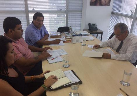 Momento difícil, mas, ações de fortalecimento para a gestão das Terras Indígenas do Rio Negro continuarão como prioridade, diz presidente daFUNAI