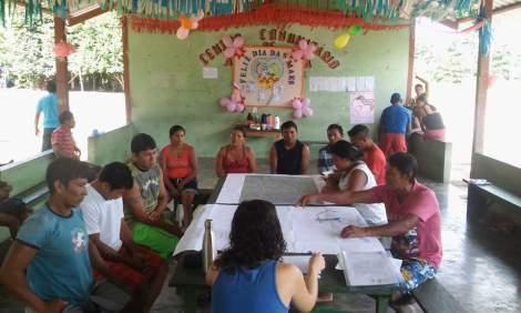 Avança a construção do Plano de Manejo de Pesca nos rios Jurubaxí e Uneuixí, no Médio RioNegro
