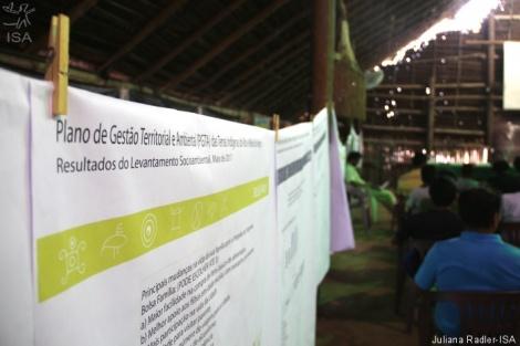 Levantamento socioambiental mobiliza comunidades no RioNegro