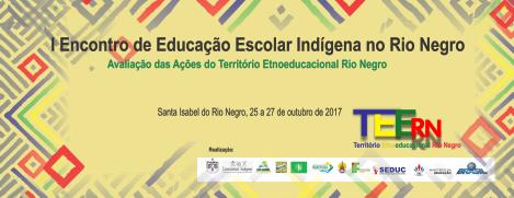 Foirn e parceiros mobilizam municípios do Rio Negro para avaliar a educação escolar indígena no âmbito do TEERN, em Santa Isabel do RioNegro