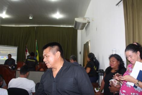Foirn cobra maior diálogo com o governo municipal e prefeito Curubão deixa reunião sem responder às liderançasindígenas